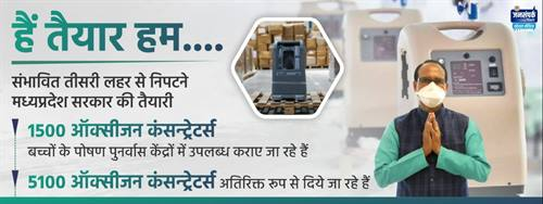 Advertisement of MP CM of Today