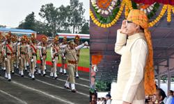 मुख्यमंत्री श्री शिवराज सिंह चौहान ने स्वतंत्रता दिवस के राज्य-स्तरीय  ...