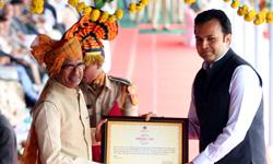 मुख्यमंत्री श्री शिवराज सिंह चौहान ने विशेष कार्य करने वाले अधिकारियों ...