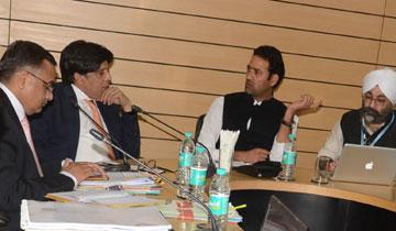 किसान कल्याण एवं कृषि विकास मंत्री श्री सचिन यादव ने बैठक में आवश्यक निर्देश दिये।#$55188