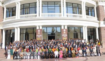 मुख्यमंत्री श्री कमल नाथ के साथ आई.ए.एस. अधिकारियों का समूह फोटोग्राफ।#$55184